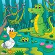 Swamp theme image 3