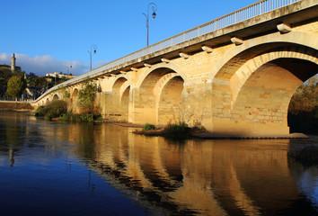 Le pont de Chinon