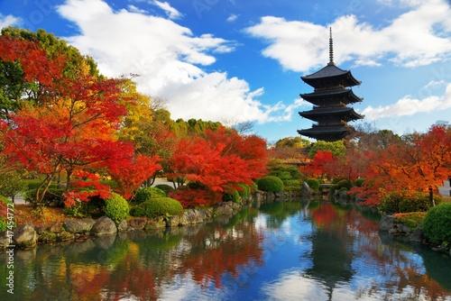 toji-pagoda-w-kyoto-japonia