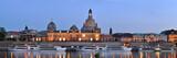 Dresden, Blick zur Brühlschen Terasse