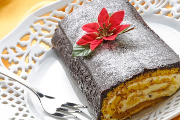 Dolce per pranzo di Natale - Christmas cake