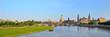 Dresden, Blick über die Elbe