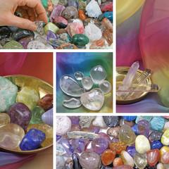 Crystal Healer's Collage