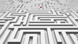 Über das Labyrinth
