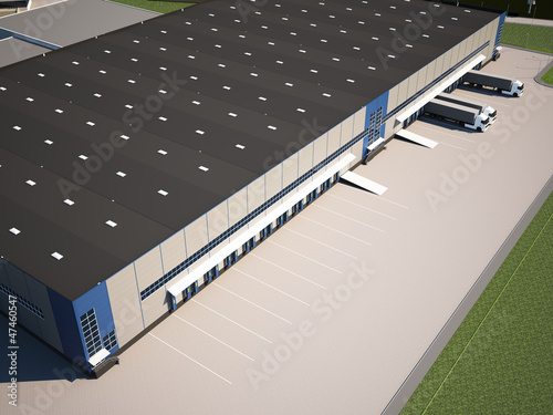warehouse Loading docks