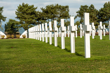 Cemetery of Colleville sur Mer
