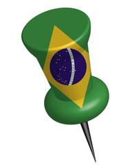 Pinnadel Brasilien