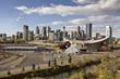 Calgary Alberta Canada Skyline