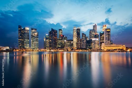 Fototapeten,singapore,singapore,stadt,gebäude