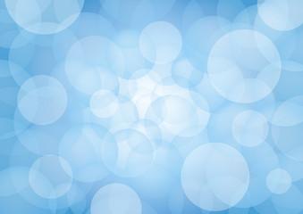 bluish circles