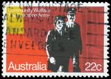 AUSTRALIA - CIRCA 1980 Salvation Army poster