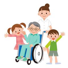 車椅子 介護