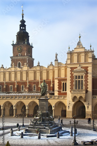 Krakow - Cloth Hall - Poland