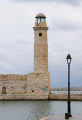 Lighthouse, Rethymno  Crete