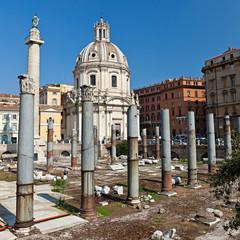 Roma, Chiesa del Santissimo Nome di Maria al Foro Traiano
