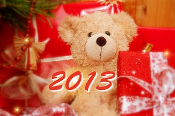 2013 Teddy