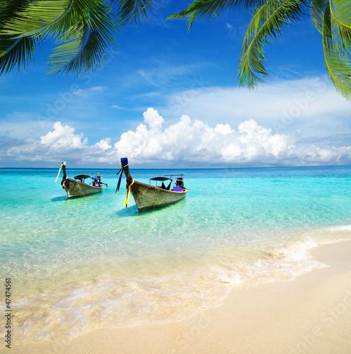 Fototapeten,meer,strand,insel,wasser