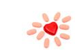 Pillen für das Herz