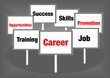 Career signs