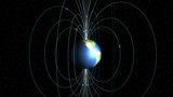 Earth magnetic field.