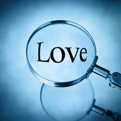 magnify love