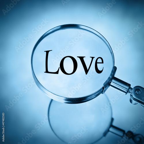 magnify love