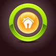 Haus / Immobilien - Logo