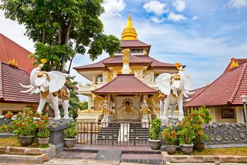 Protestant Cristian church Jemaat Bukit Doa in Nusa Dua, Bali