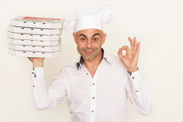Pizzalieferant