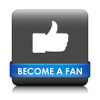 BECOME A FAN web button (share vote like tell send follow)