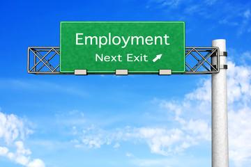 Nächste Ausfahrt - Employment