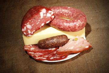 SALUMI E FORMAGGIO ( MEAT AND CHEESE )