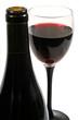 Vin rouge millésimé