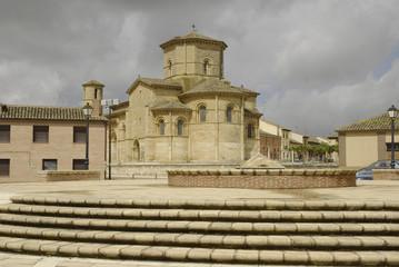 Kirche San Martin, außen
