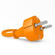 Stecker Orange