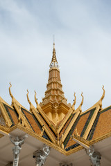 Royal Palace roof
