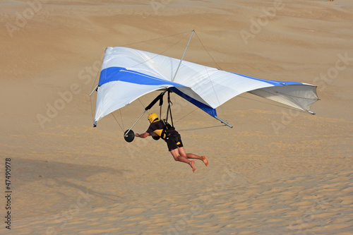 Hang Glider - 47490978