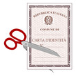 Carta d'identià - sostituzione con carta elettronica