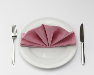 tabak çatal bıçak
