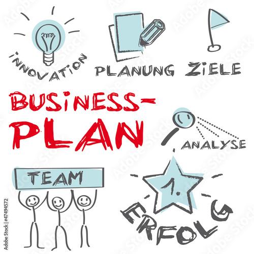 Businessplan Konzept Unternehmensgründung