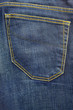 Blue used denim jeans denim vintage pocket trousers background