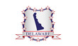 Delaware crest