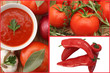 Sauce tomate pimentée
