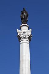 Rossio Statue