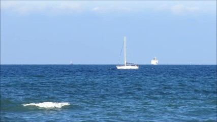 Sail across the ocean - Hochsee Segeln