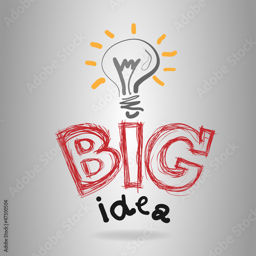 light bub the big idea concept
