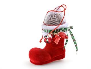 Stiefel, Weihnachten