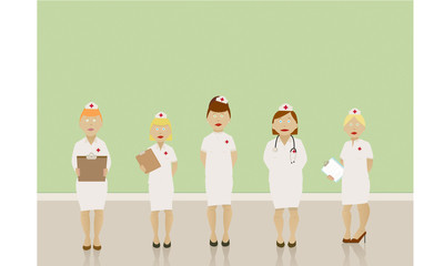 Retro_Nurses