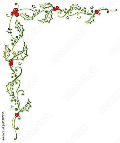Gamesageddon Weihnachten Advent Stechpalme Ranke Ilix