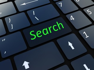 Keyboard search key